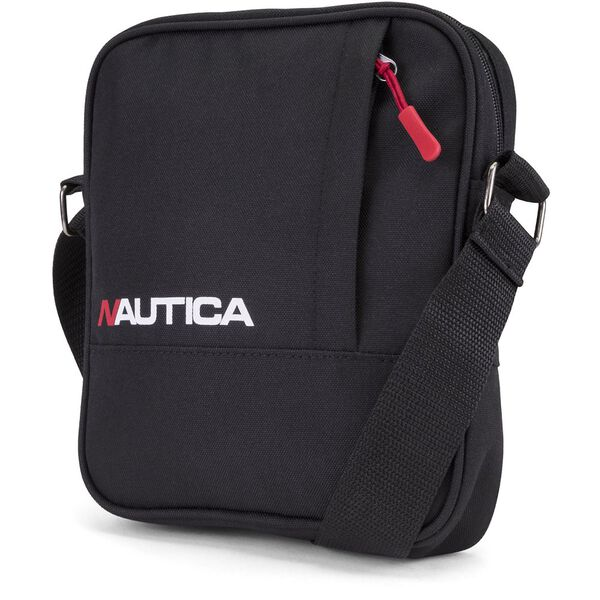 NAUTICA RACER LOGO CROSS BODY BAG