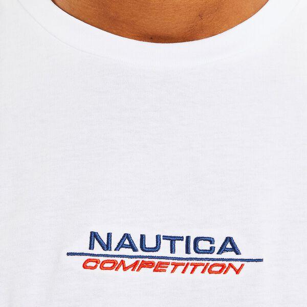 Nautica Competition Herman Tee, Bright White, hi-res