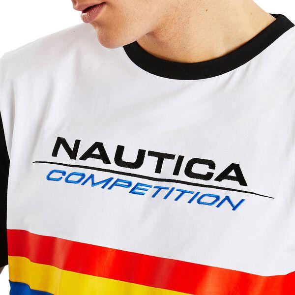 Nautica Competition Cardinal Tee, True Black, hi-res