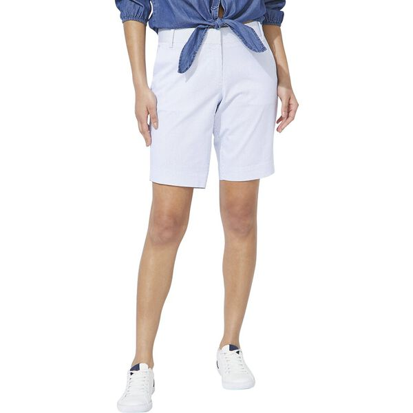 Stretch Beach Stripe Bermuda Short
