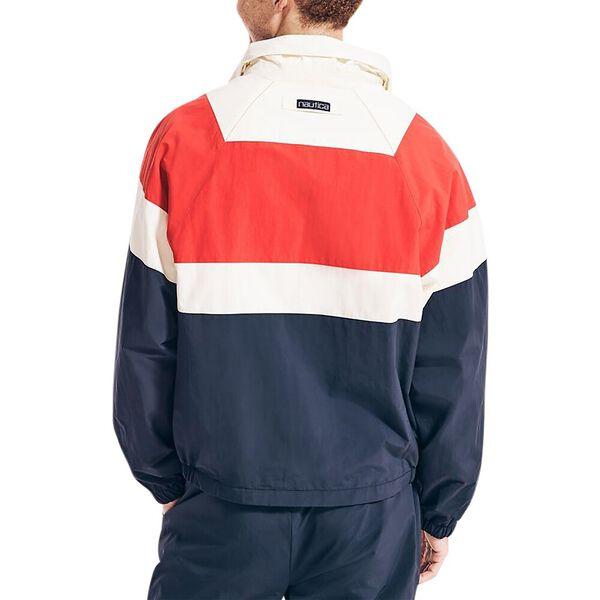 Reissue Colour Block Jacket, Sail Cream, hi-res
