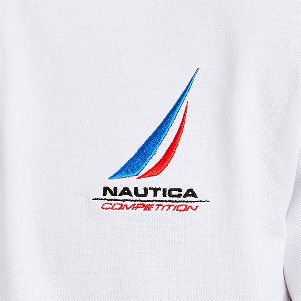 Nautica Competition Coble Polo, Bright White, hi-res