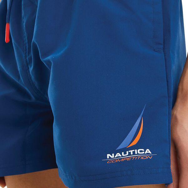 Nautica Competition Decks Swim Shorts, Navy, hi-res