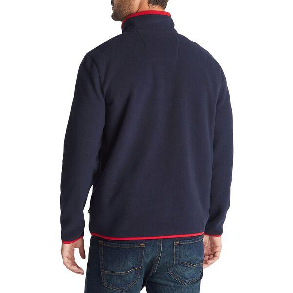 Nautex Half-Zip Sweater, Navy, hi-res