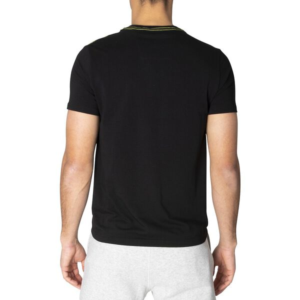 Nautica Competition Logo Tee, True Black, hi-res