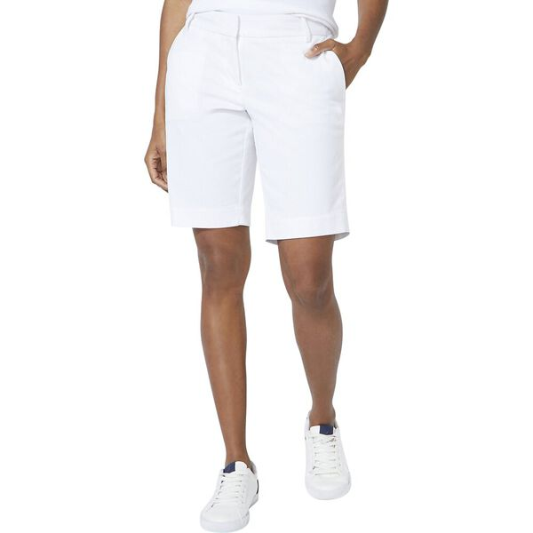 "10"" Classic Fit Bermuda Short, Bright White, hi-res"