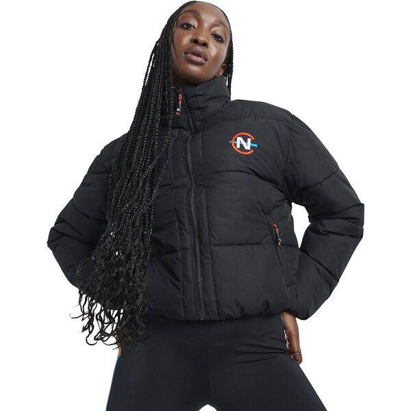 Nautica Competition Agkura Puffer Jacket, Black, hi-res