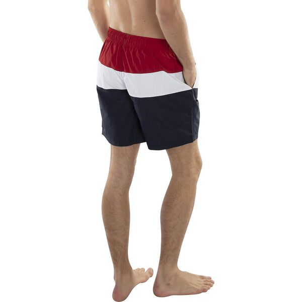 The Gradient Quick-Dry Swims, Naut Red, hi-res
