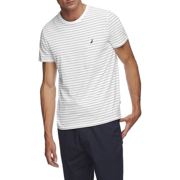 Short Sleeve Classic Stripe T-Shirt