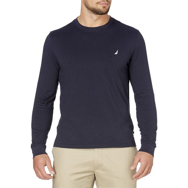 Classic Fit Long Sleeve Tee