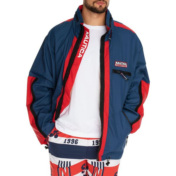 Reissue Heritage Colour Blocked Windbreaker, Workshirt, hi-res