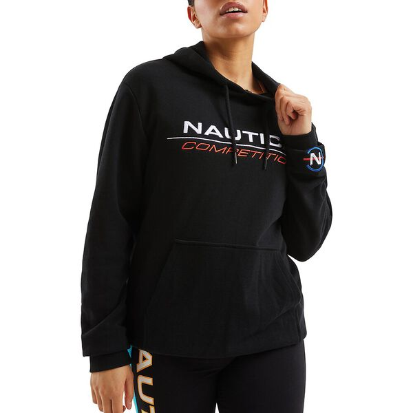 Nautica Competition Bertha Hoodie, Black, hi-res
