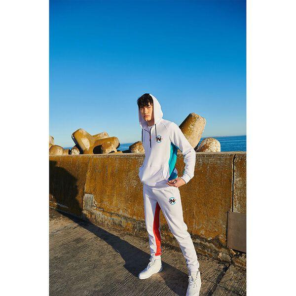 Nautica Competition Parrel Jogger Pants, White, hi-res