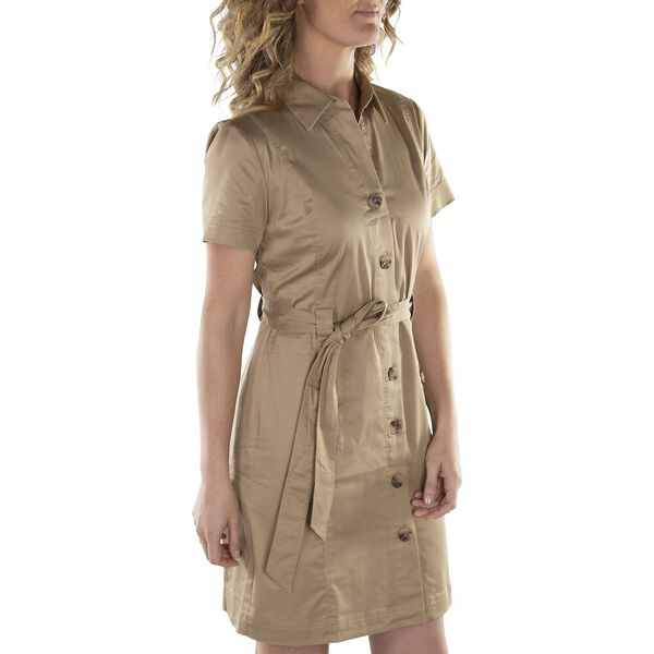 UTILITY BELTED DRESS