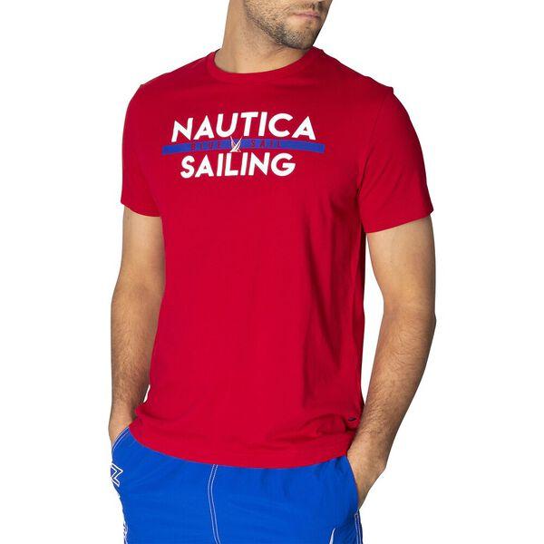 The Blue Sail Club Short Sleeve Tee