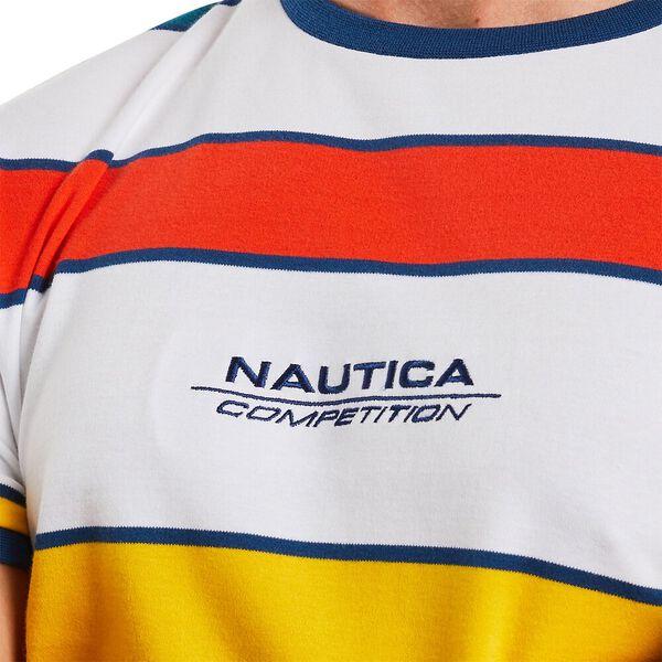 Nautica Competition Adiviso Tee, Bright White, hi-res