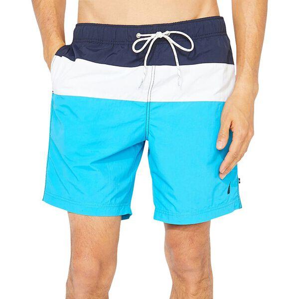 The Gradient Quick-Dry Swim Shorts, Hawaiian, hi-res