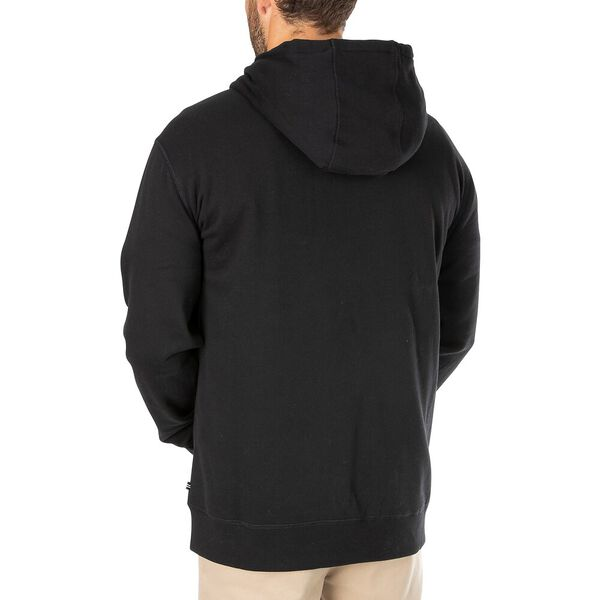 Big & Tall Zip It Your Way Hoodie, True Black, hi-res