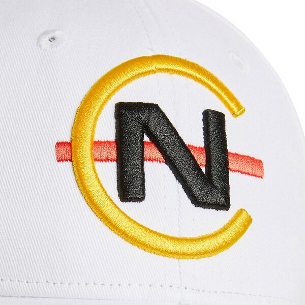 Nautica Competition Alexi Snapback Cap, Bright White, hi-res