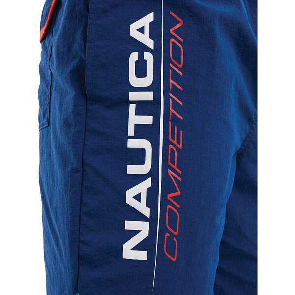 Nautica Competition Dromond Board Shorts, Navy, hi-res