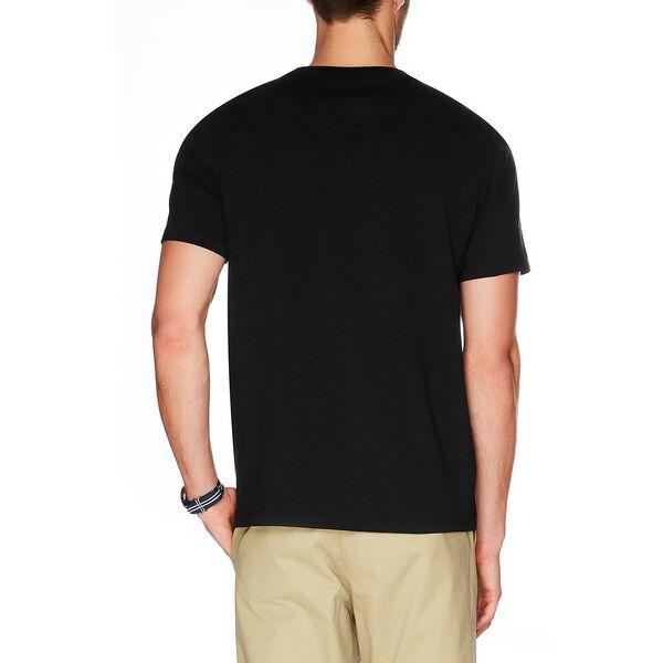 Logo Pocket T-Shirt, True Black, hi-res