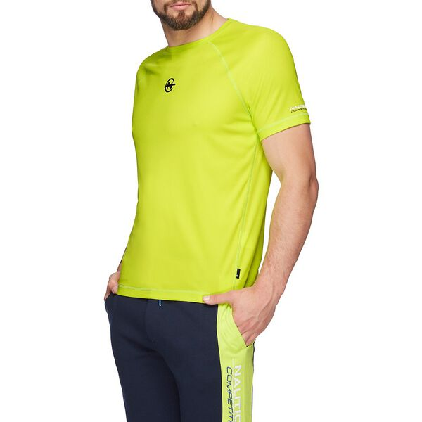 NAUTICA COMPETITION COOLIING SHORT SLEEVE TEE