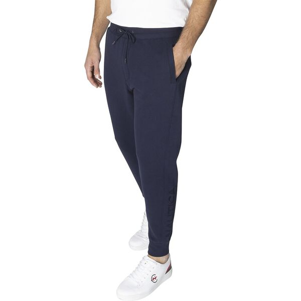 Nautica Unisex Always Ready Track Pants, Navy, hi-res
