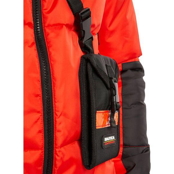 Nautica Competition Messa Small Cross-over Body Bag, Black, hi-res