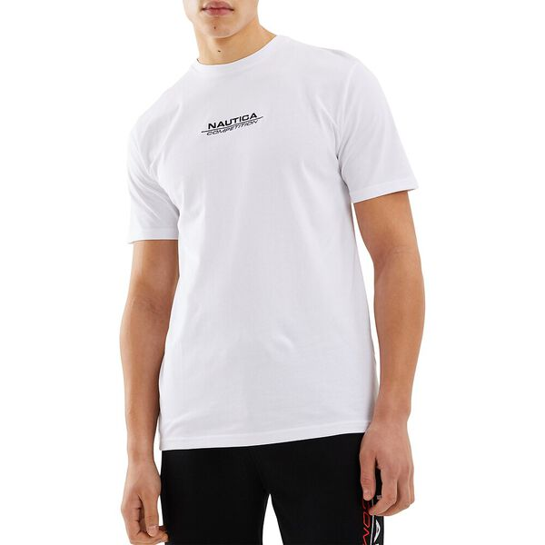 Nautica Competition Herman Tee, White, hi-res