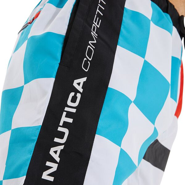 Nautica Competition Walty Swim Shorts, Multi, hi-res