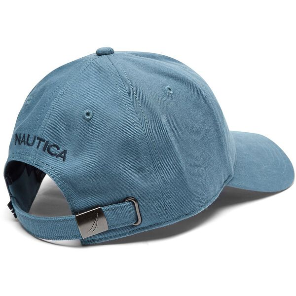 Face J Class 6 Panel Baseball Cap, Riviera Blue, hi-res