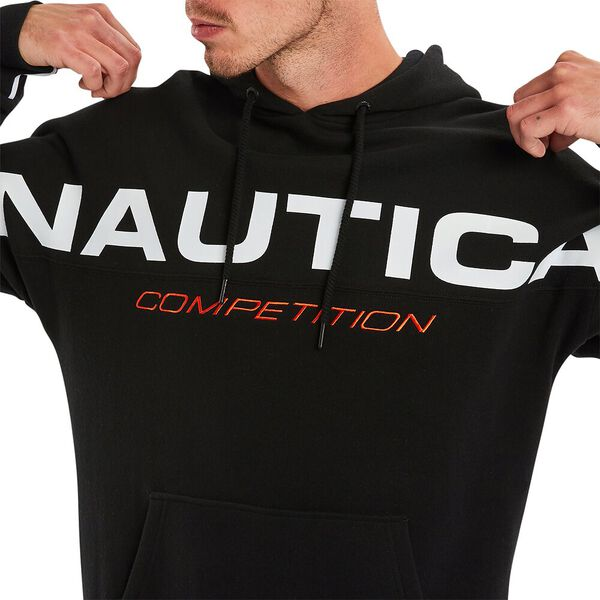 Nautica Competition Serve Hoody, True Black, hi-res
