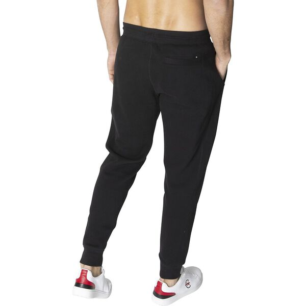 Nautica Essential Track Pants, Black, hi-res