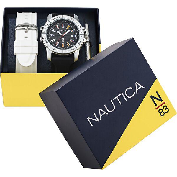 Garda Cup Multi Strap Box-Set Watch