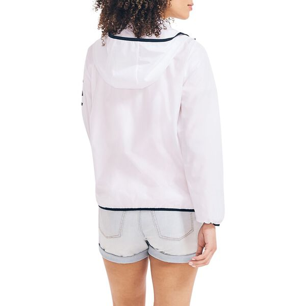 Take It With You Packable Windbreaker, Bright White, hi-res