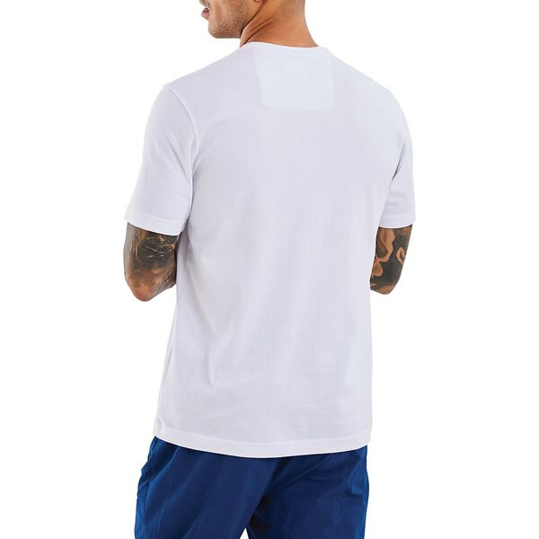 Nautica Competition Luff Tee, White, hi-res