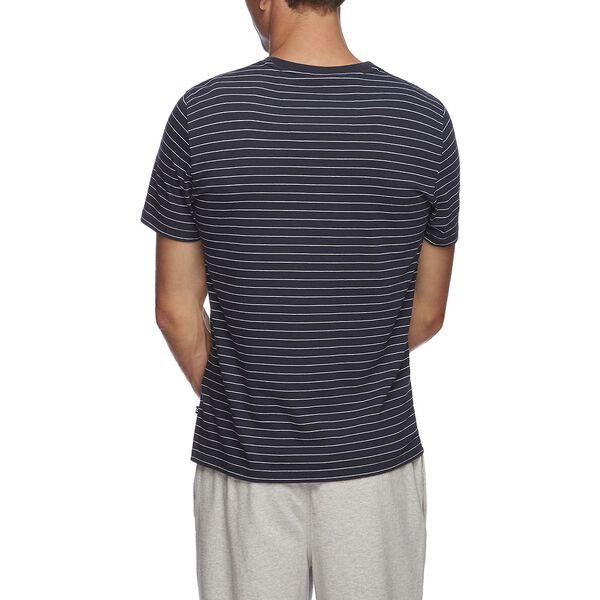 Short Sleeve Classic Stripe T-Shirt, Navy, hi-res