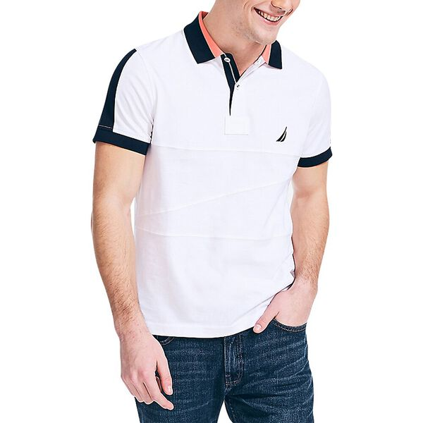 Slim Fit Jersey Polo
