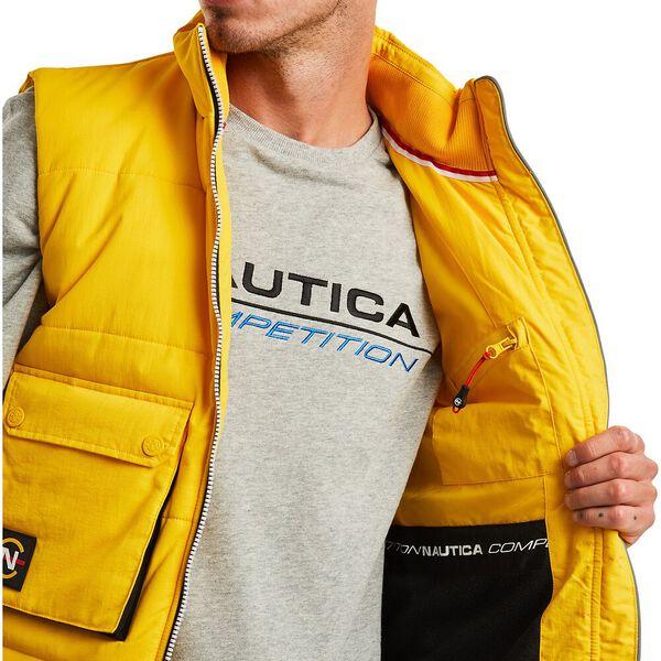 Nautica Competition Dhow Vest, Vibrant Yellow, hi-res