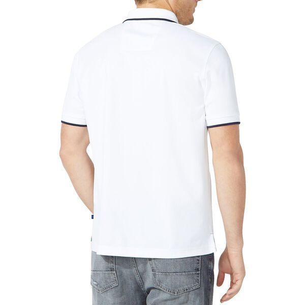 Blue Sail Navtech Polo, Bright White, hi-res