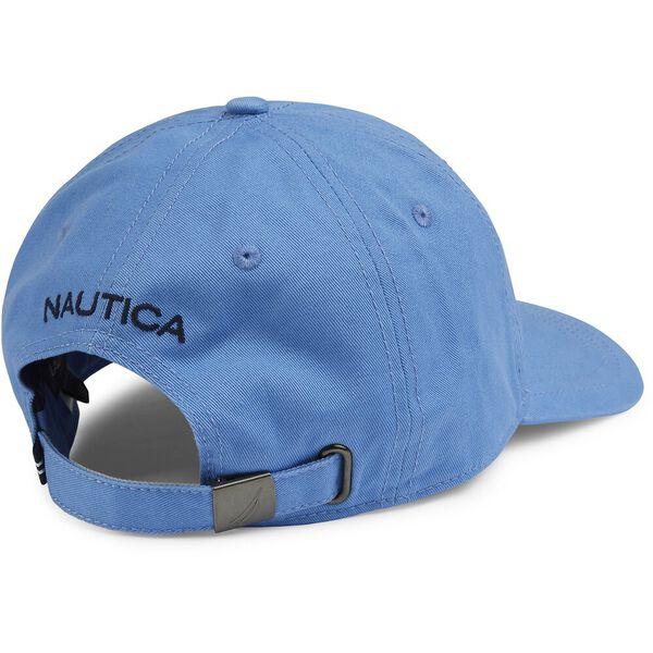 6 PANEL NAUTICA  J CLASS  CAP, CORNFLOWER BLUE, hi-res