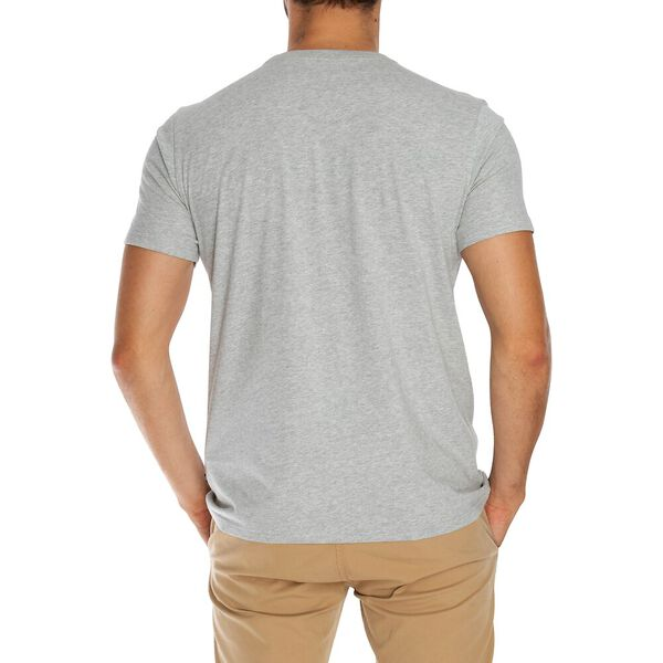 N83 ESSENTIAL TEE, Grey Heather, hi-res