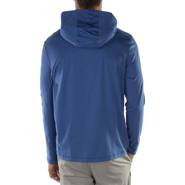 Solid Logo Hoodie, Windsurf Blue, hi-res