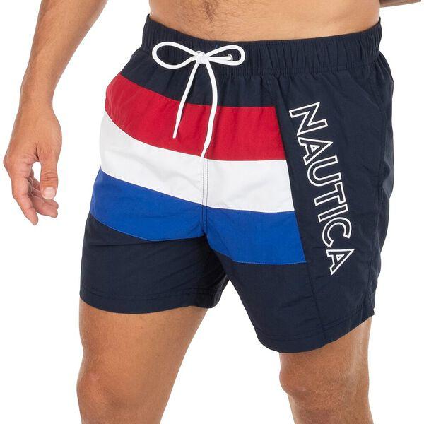 Nautica Turn The Block Swim Shorts
