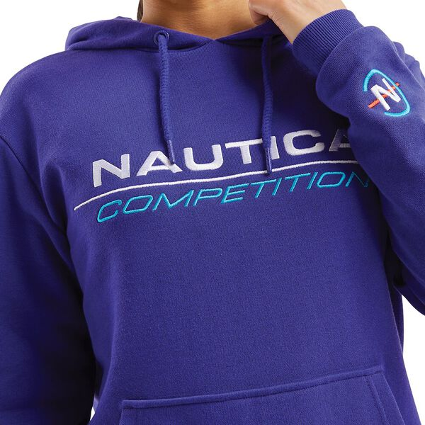 Nautica Competition Bertha Hoodie, Purple, hi-res