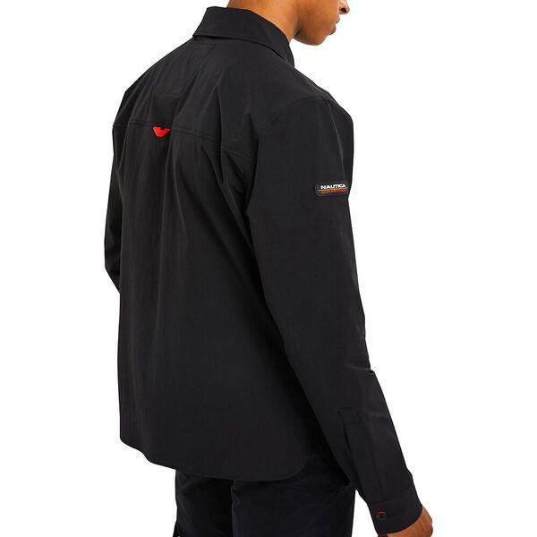 Nautica Competition Skiff Jacket, True Black, hi-res