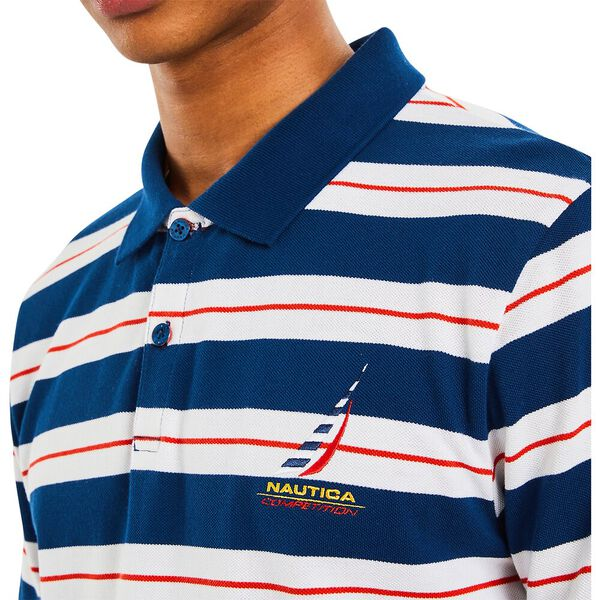 Nautica Competition Cotchel Polo, Navy, hi-res