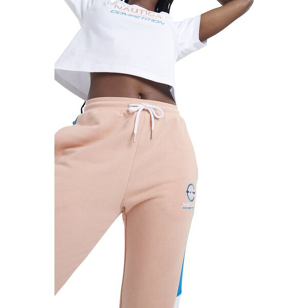 Nautica Competition Etesiai Track Pants, Pink, hi-res