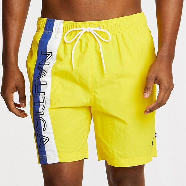 NAUTICA PANEL QUICK DRY SWIM SHORTS