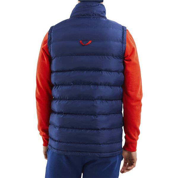 Nautica Competition Tingle Vest, Blue, hi-res